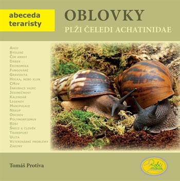 Přebal knihy Oblovky - Plži čeledi Achatinidae